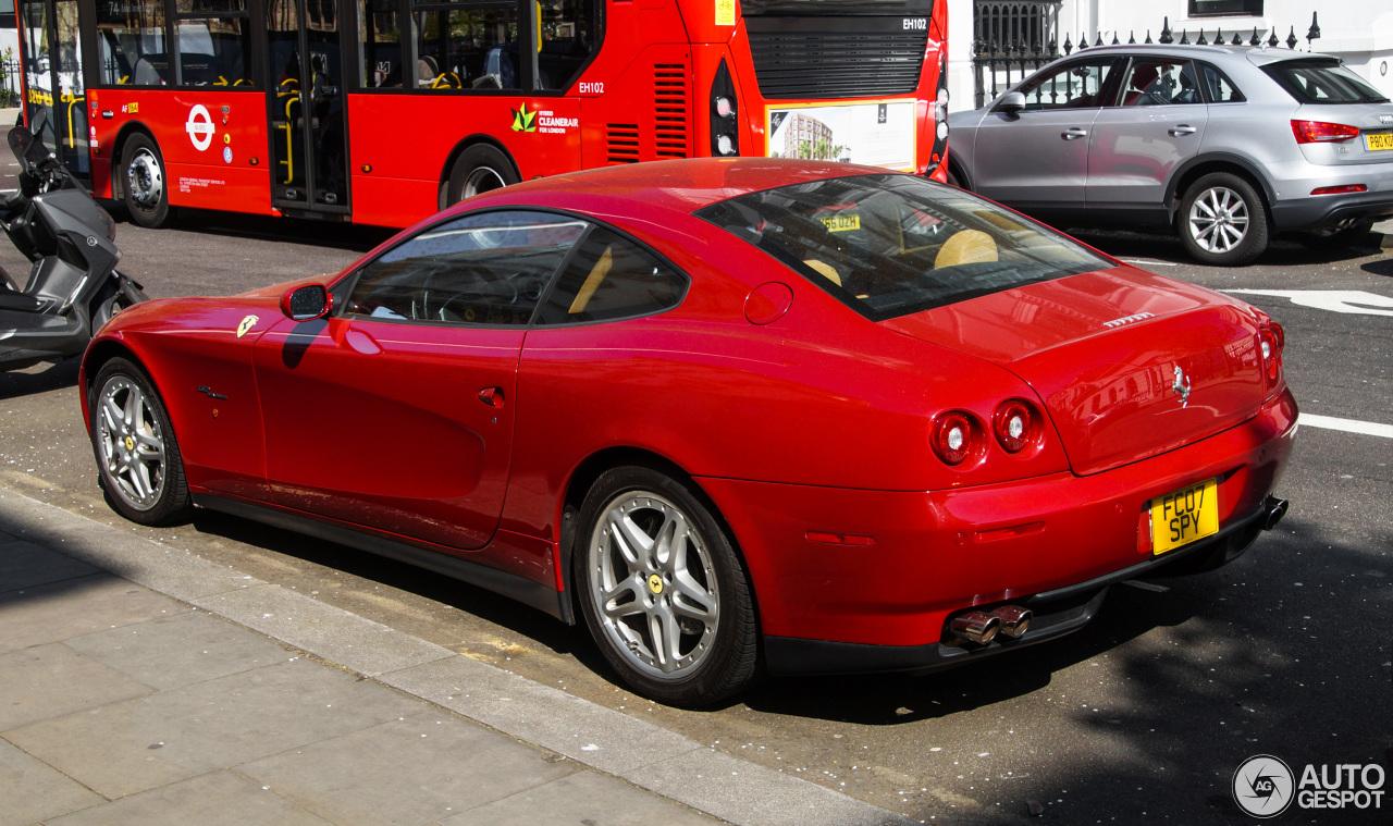 Ferrari 612 scaglietti 3 may 2017 autogespot 4 i ferrari 612 scaglietti 4 vanachro Choice Image