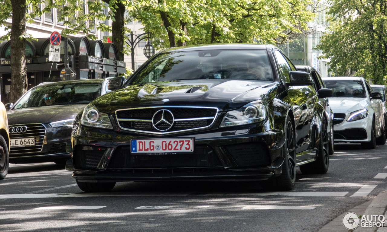 Mercedes benz c 63 amg coup black series 3 may 2017 for Mercedes benz 3 series