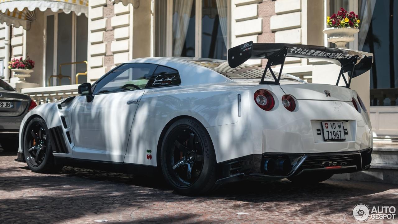 Nissan nissan gtr 2014 : Nissan GT-R 2014 APR Performance J-Spec Edition - 3 May 2017 ...
