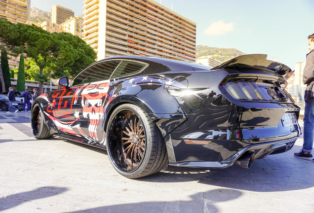 Ford Mustang GT 2015 Prior Design
