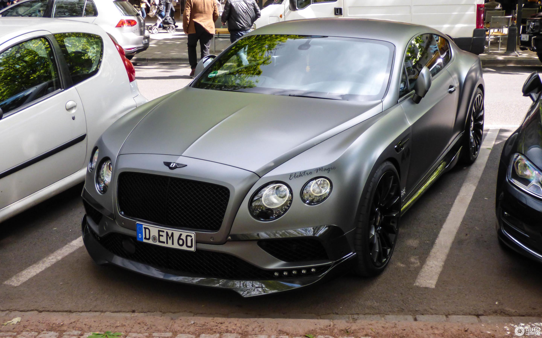 Bentley Startech Continental GT Speed 2016 4 Mai 2017 Autogespot