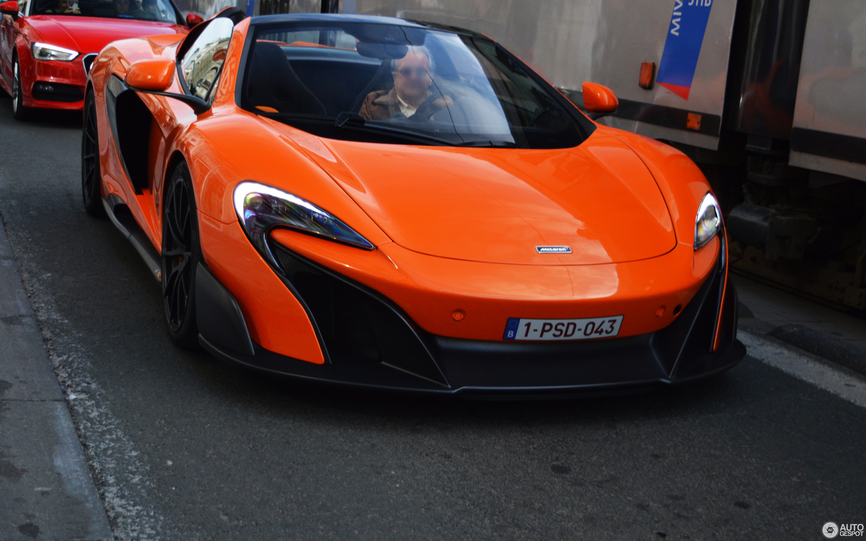 McLaren 675LT Spider - 4 May 2017 - Autogespot