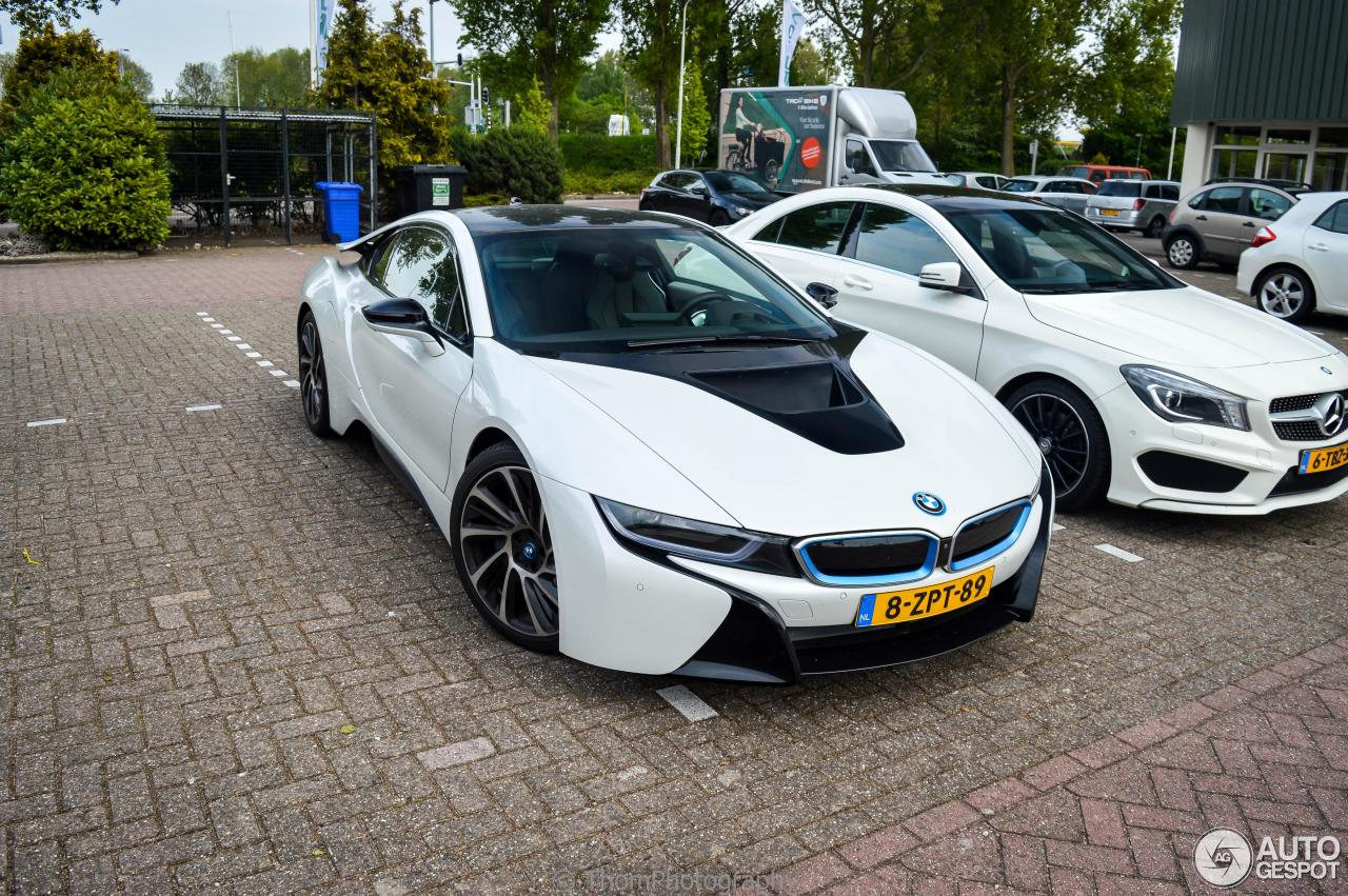 רק החוצה BMW i8 - 5 May 2017 - Autogespot QT-09