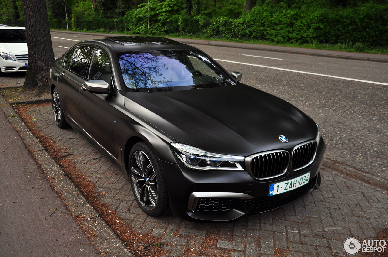 bmw m760li xdrive 5 may 2017 autogespot. Black Bedroom Furniture Sets. Home Design Ideas