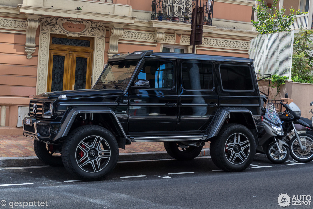 Mercedes benz g 500 4x4 5 may 2017 autogespot for Mercedes benz 500 2017