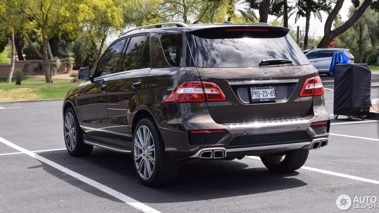 Mercedes benz ml 63 amg w166 5 may 2017 autogespot for Mercedes benz ml 63 amg