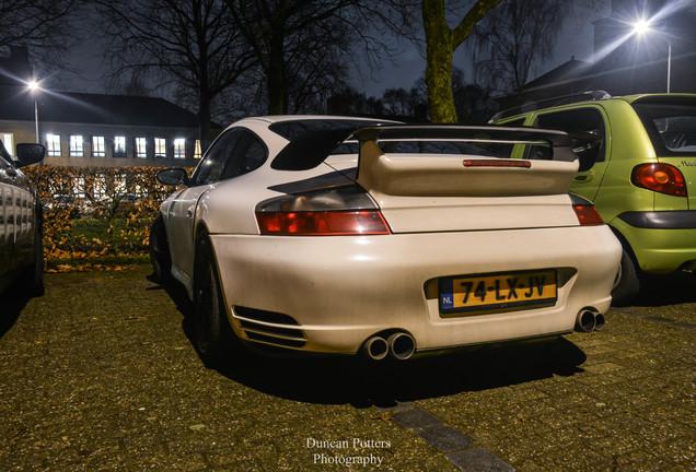 Porsche 996 Turbo 9eXX