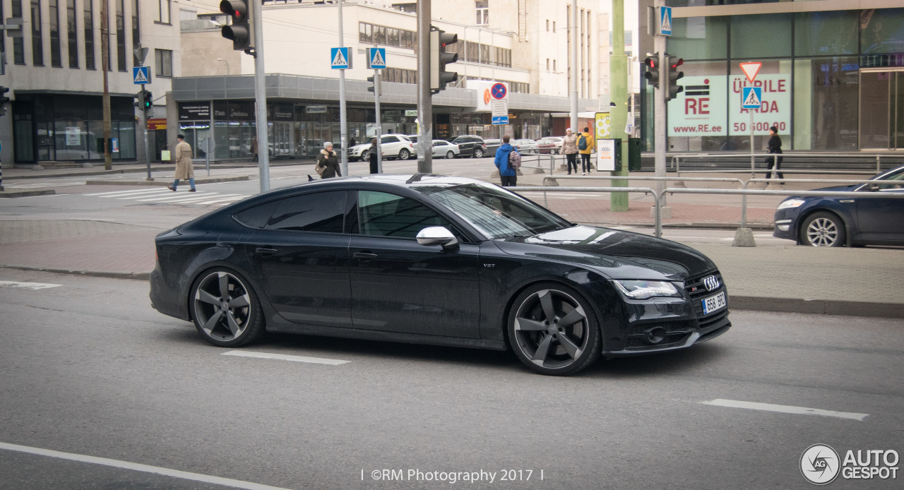 audi s7 sportback 6 may 2017 autogespot. Black Bedroom Furniture Sets. Home Design Ideas