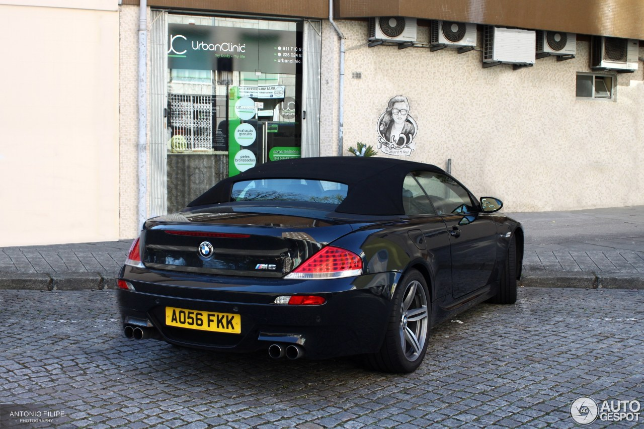 bmw m6 e64 cabriolet 6 may 2017 autogespot. Black Bedroom Furniture Sets. Home Design Ideas