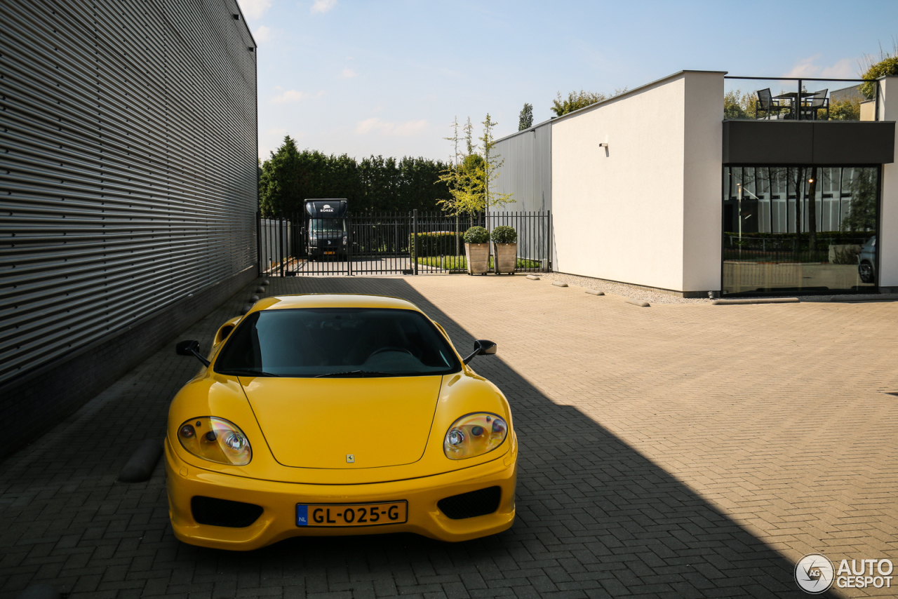 Ferrari challenge stradale 6 mai 2017 autogespot