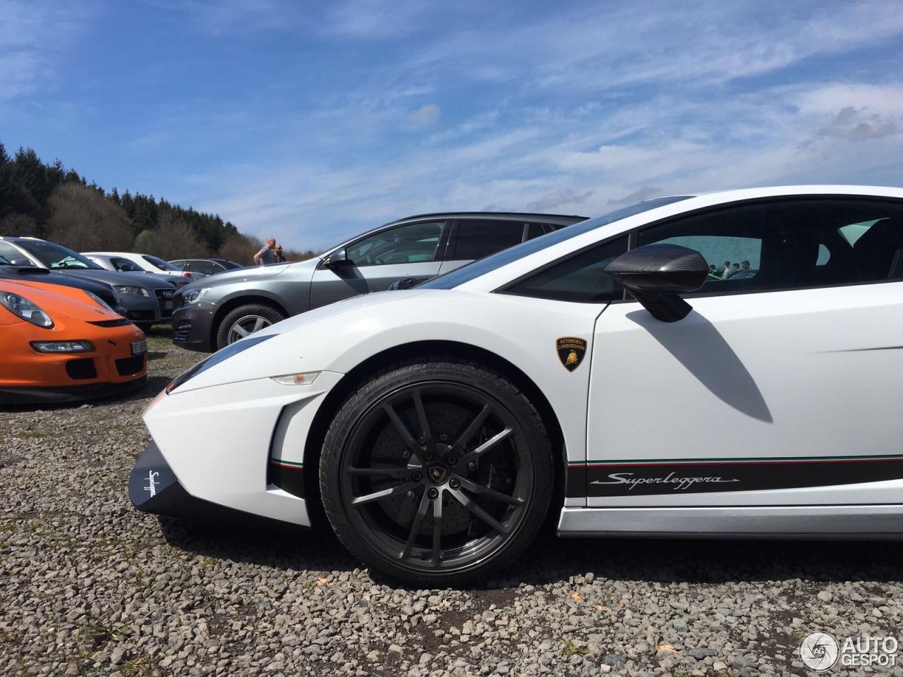 Lamborghini Gallardo LP570-4 Superleggera - 6 May 2017 ...