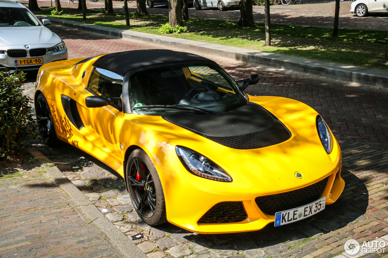 lotus exige 350 sport roadster 6 may 2017 autogespot. Black Bedroom Furniture Sets. Home Design Ideas