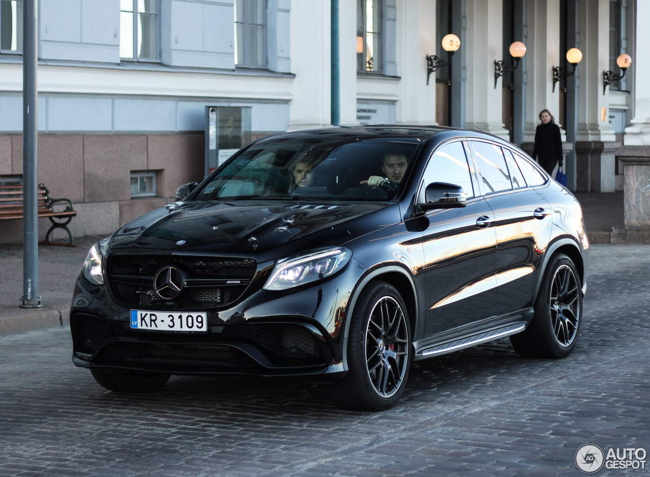 mercedes amg gle 63 s coup 6 mayo 2017 autogespot. Black Bedroom Furniture Sets. Home Design Ideas