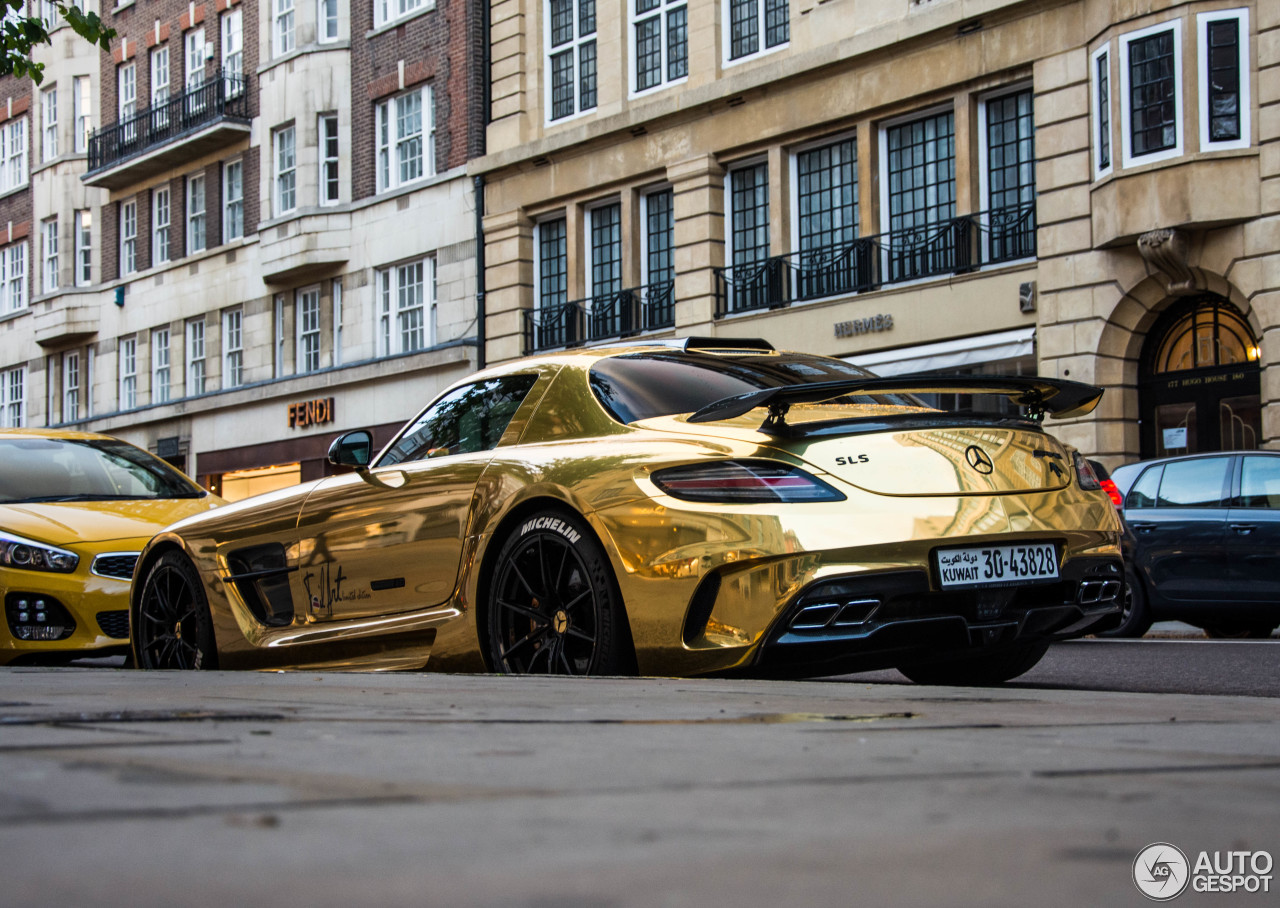 Mercedes benz sls amg black series 6 may 2017 autogespot for Mercedes benz sls black series