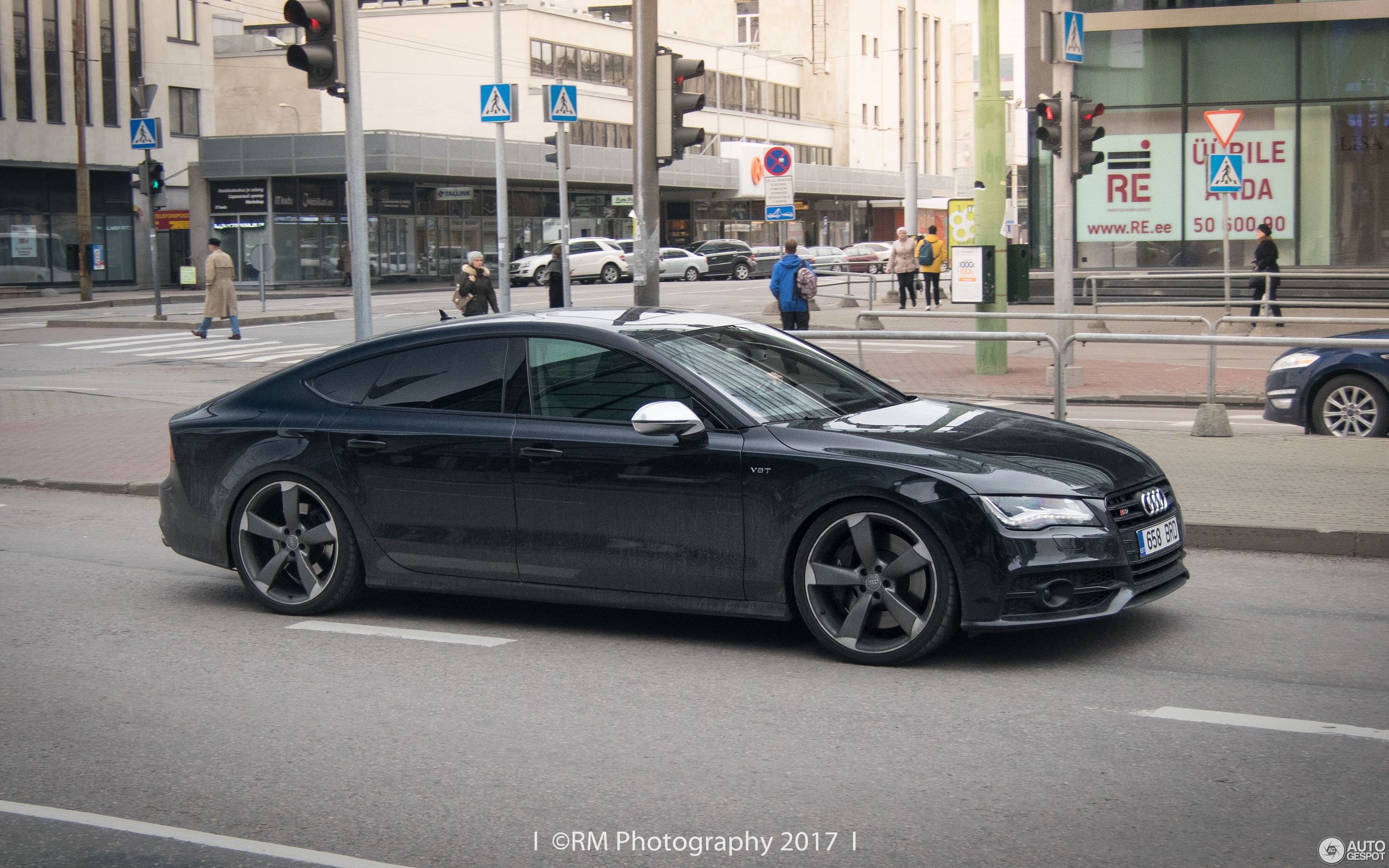 טוב מאוד Audi S7 Sportback - 6 May 2017 - Autogespot KX-23