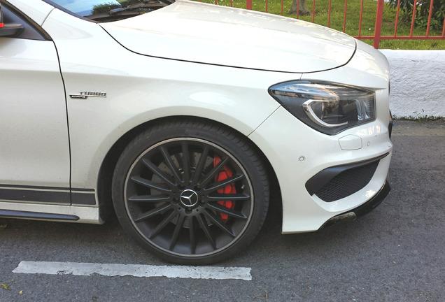 Mercedes-Benz CLA 45 AMG Edition 1 C117