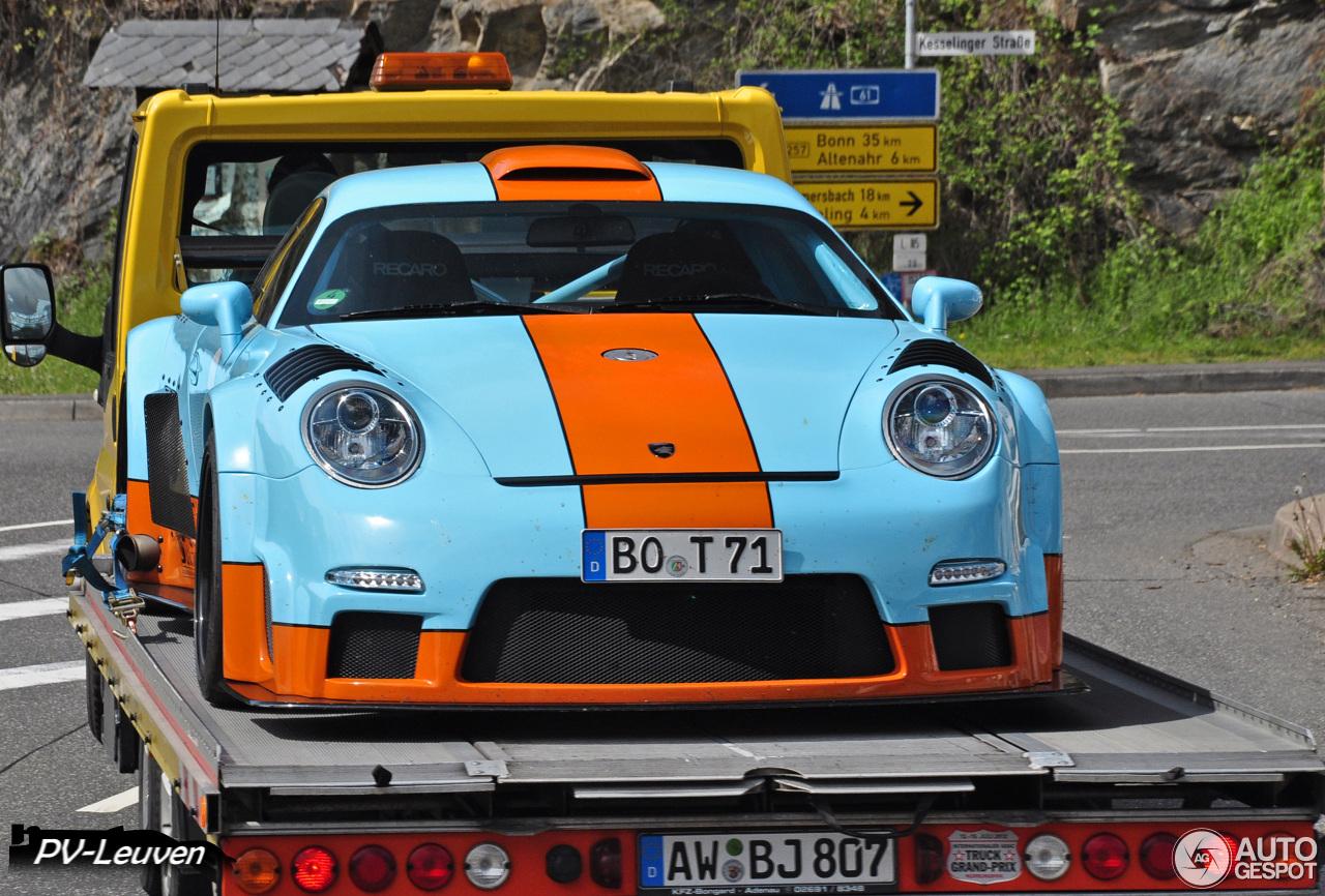 Porsche 9ff GT9 CS