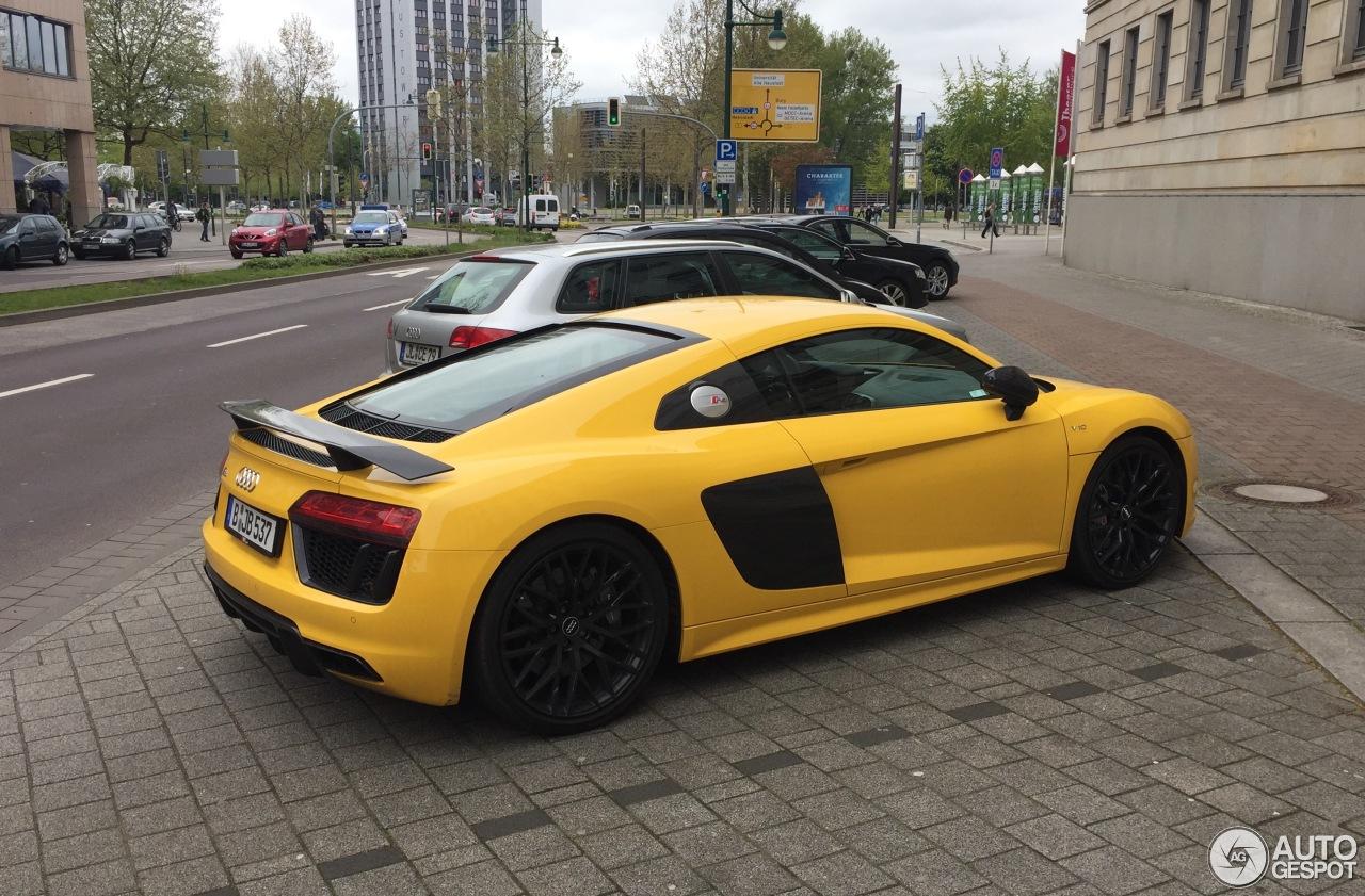 Audi r8 v10 plus 2017 preis