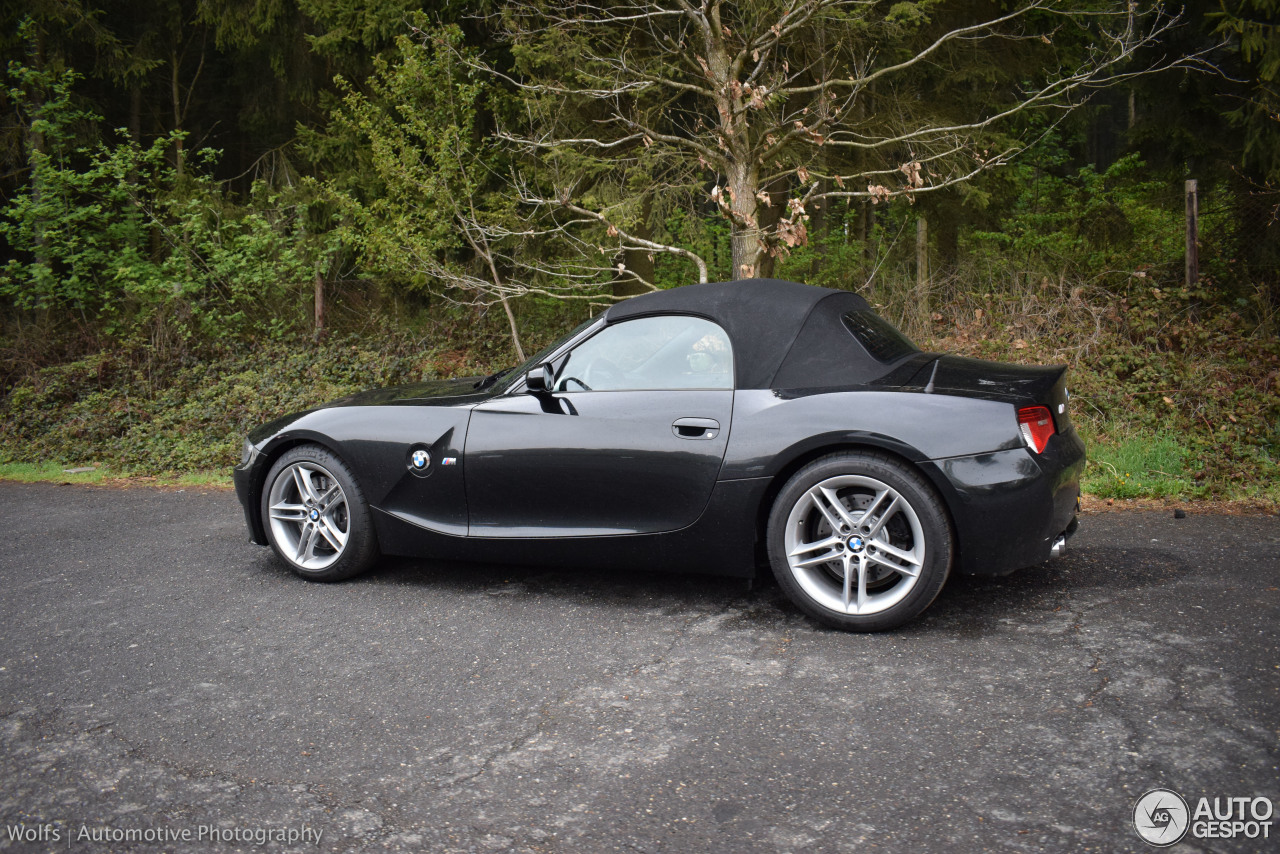 Bmw Z4 M Roadster 8 May 2017 Autogespot