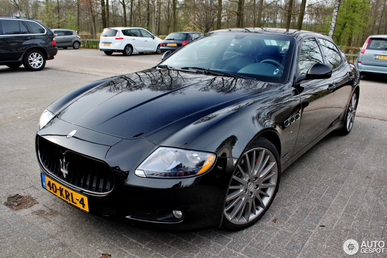 maserati quattroporte sport gt s 2009 8 may 2017 autogespot. Black Bedroom Furniture Sets. Home Design Ideas