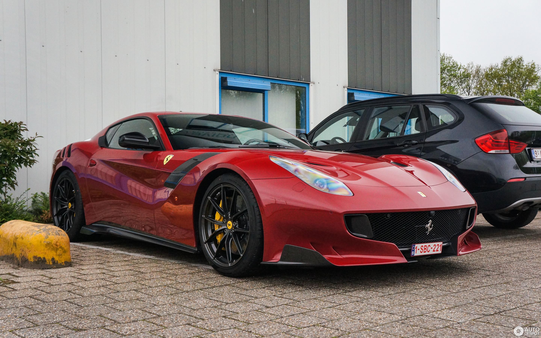 Ferrari F12tdf - 8 mei 2017 - Autogespot