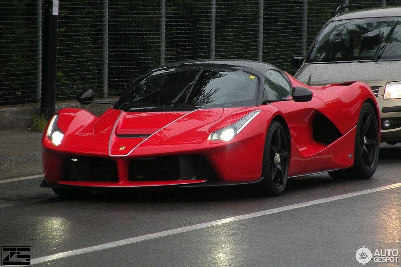 Ferrari LaFerrari Aperta - 9 May 2017 - Autogespot