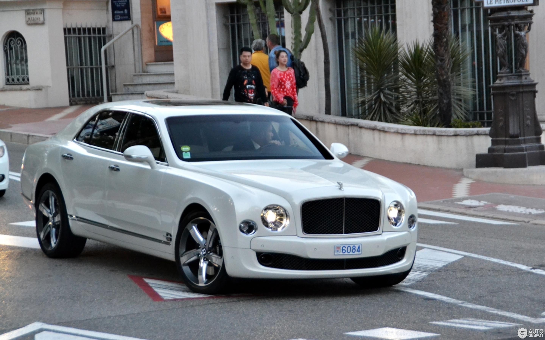 Bentley Mulsanne Speed 2015 - 9 May 2017 - Autogespot