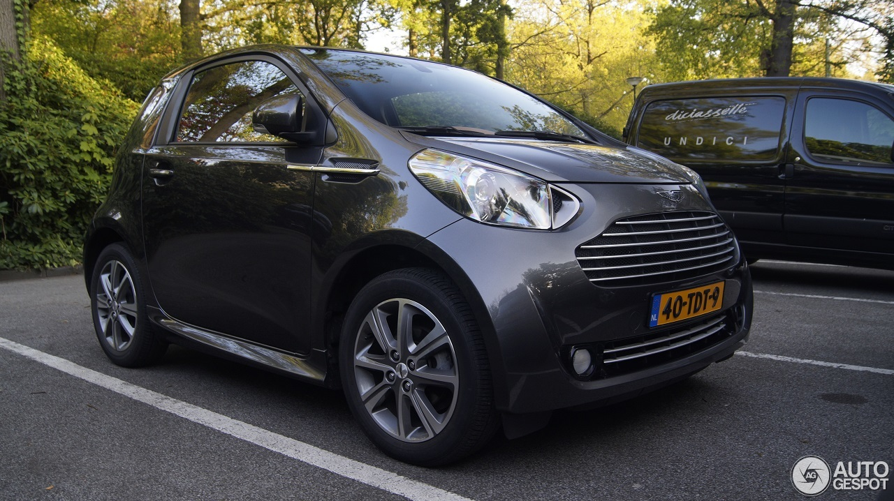 aston martin cygnet 10 may 2017 autogespot. Black Bedroom Furniture Sets. Home Design Ideas