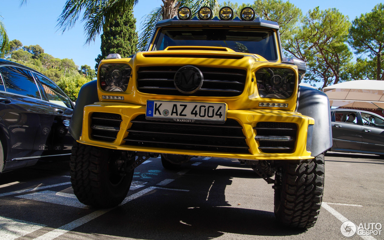 Mercedes benz mansory gronos g 63 amg 6x6 10 mei 2017 for 2017 mercedes benz amg g 63