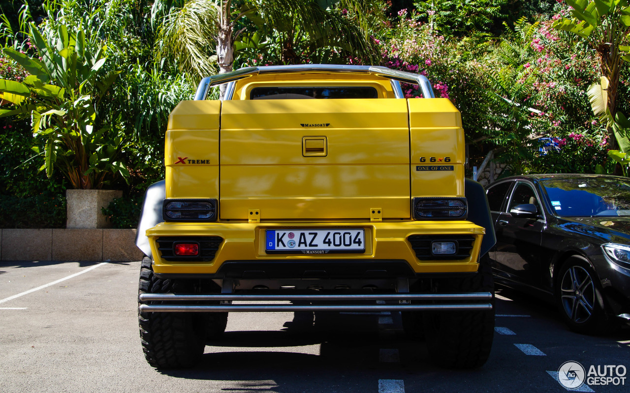 Mercedes benz mansory gronos g 63 amg 6x6 10 may 2017 for Mercedes benz g 63 amg 6x6