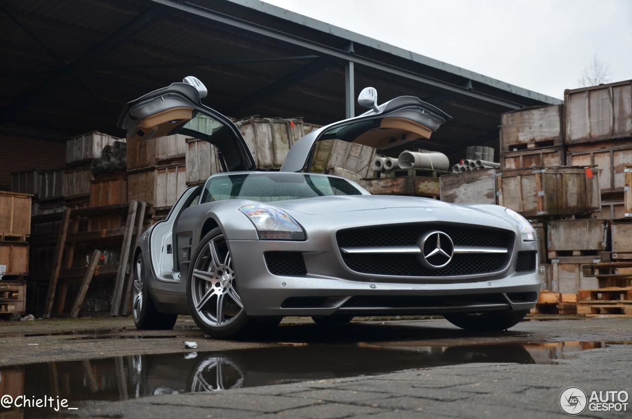 Mercedes Benz Sls Amg 10 Mei 2017 Autogespot