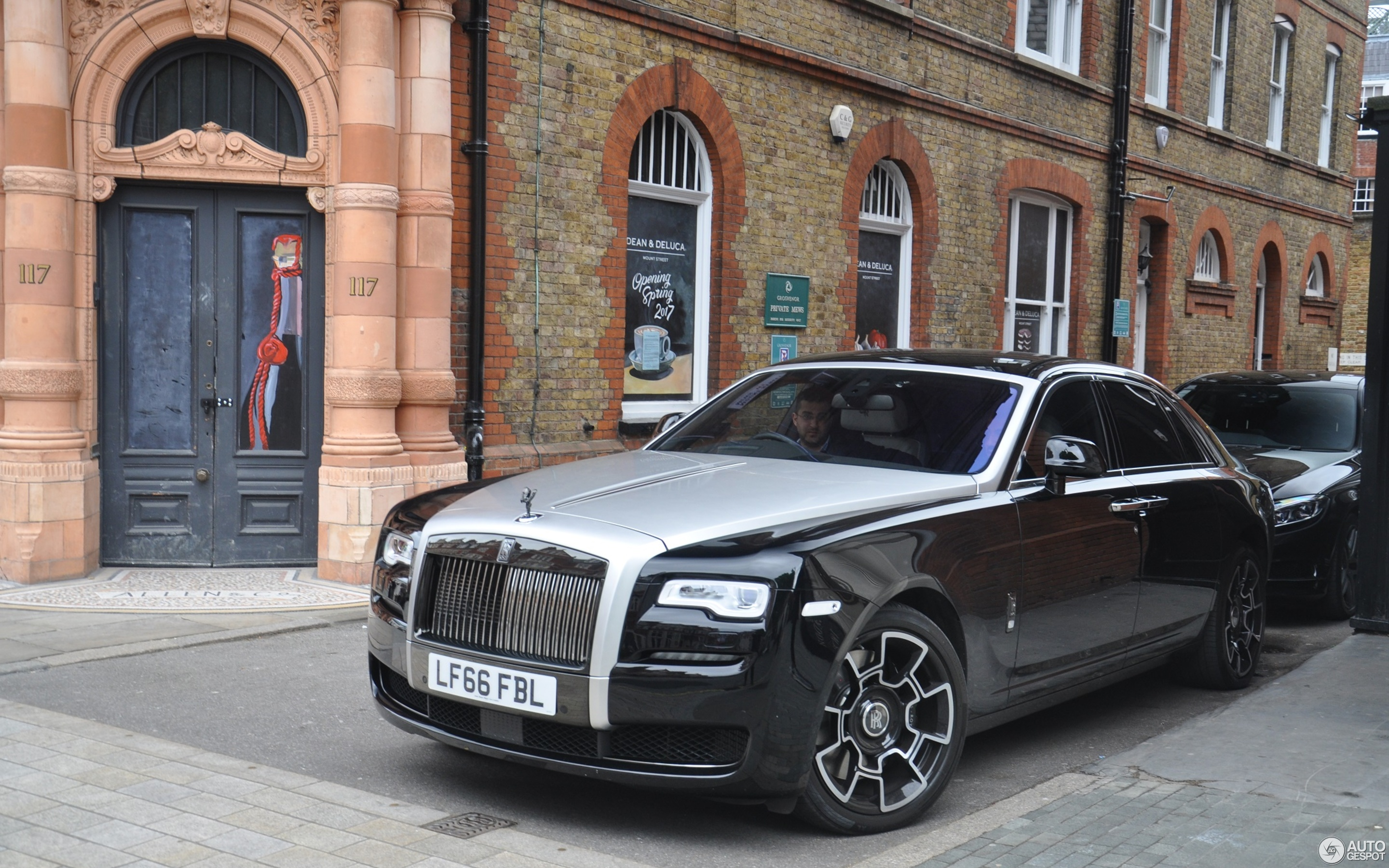 rolls royce ghost series ii black badge 10 may 2017 autogespot. Black Bedroom Furniture Sets. Home Design Ideas