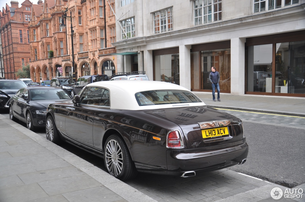 rolls royce phantom coup series ii 10 may 2017 autogespot. Black Bedroom Furniture Sets. Home Design Ideas