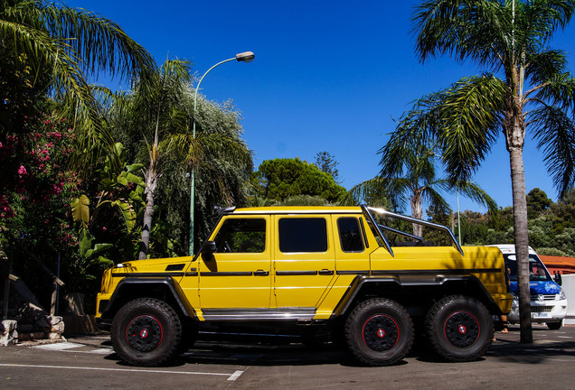 Mercedes-Benz Mansory Gronos G 63 AMG 6x6
