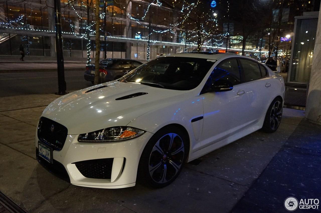 jaguar xfr 2017 - photo #21