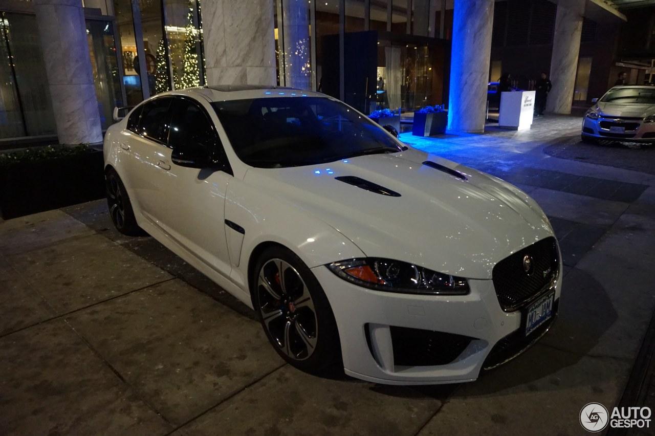 jaguar xfr 2017 - photo #25