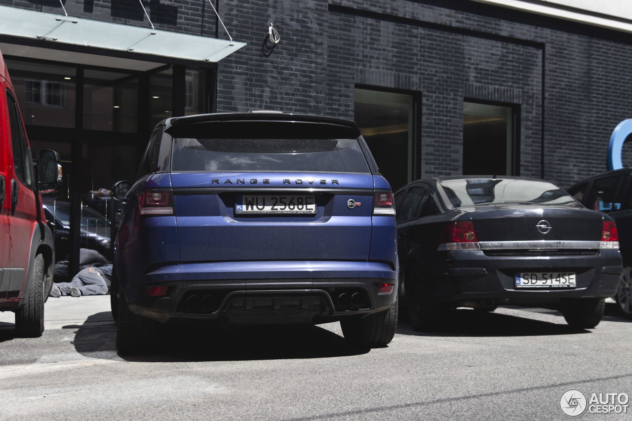 land rover range rover sport svr 11 may 2017 autogespot. Black Bedroom Furniture Sets. Home Design Ideas