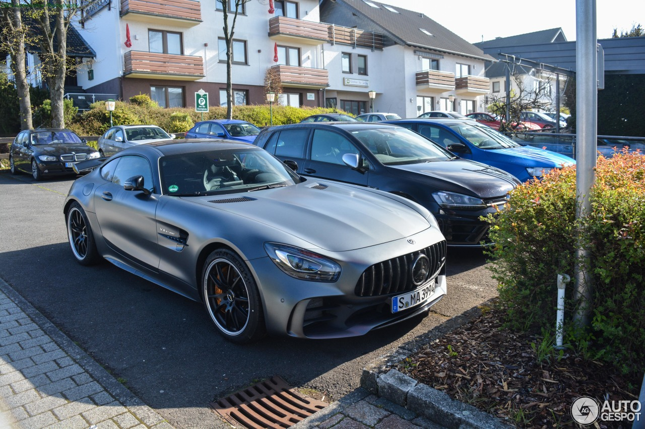 mercedes-amg gt r - 11 may 2017 - autogespot