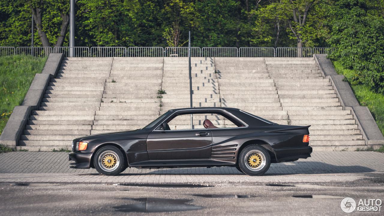 Mercedes benz 560 sec koenig specials 11 mai 2017 for Mercedes benz specials