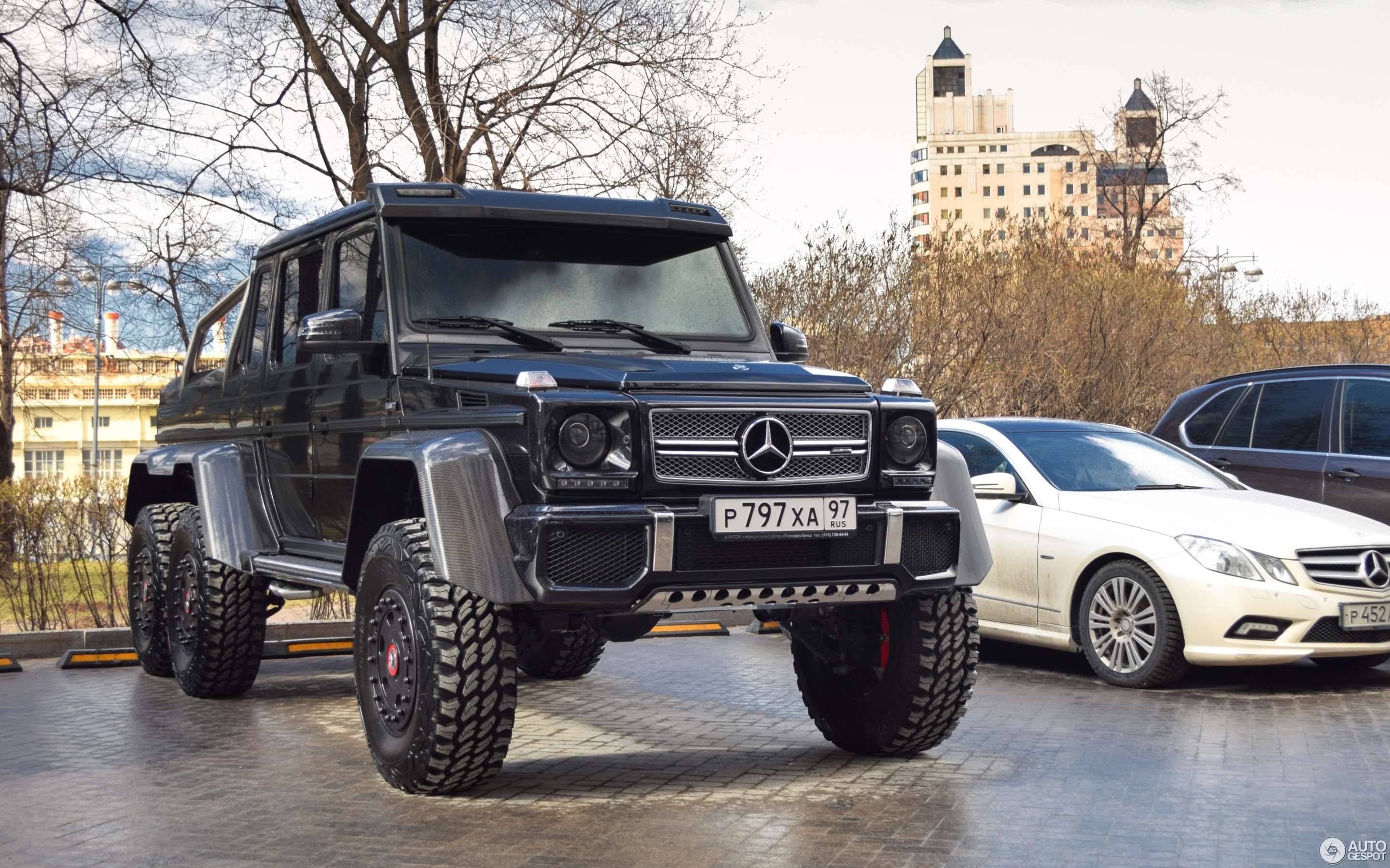 mercedes benz g 63 amg 6x6 11 2017 autogespot. Black Bedroom Furniture Sets. Home Design Ideas