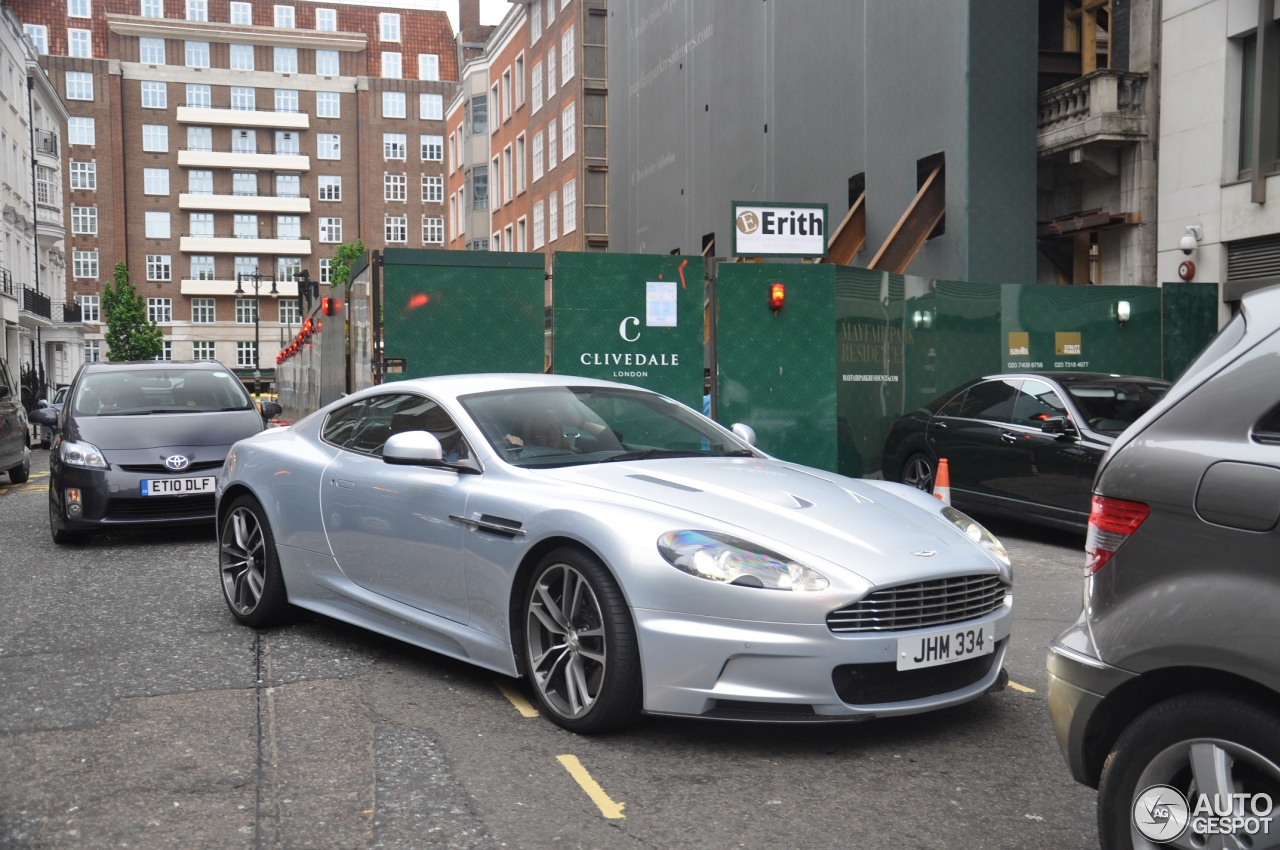Aston Martin DBS - 12 May 2017 - Autogespot