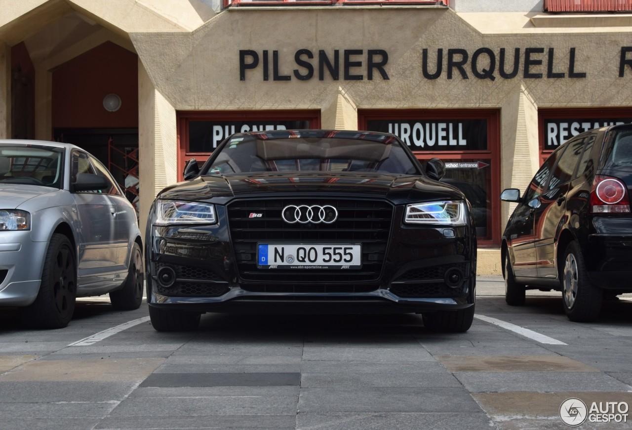 Design car number plates india - 3 I Audi S8 D4 Plus 2016 3