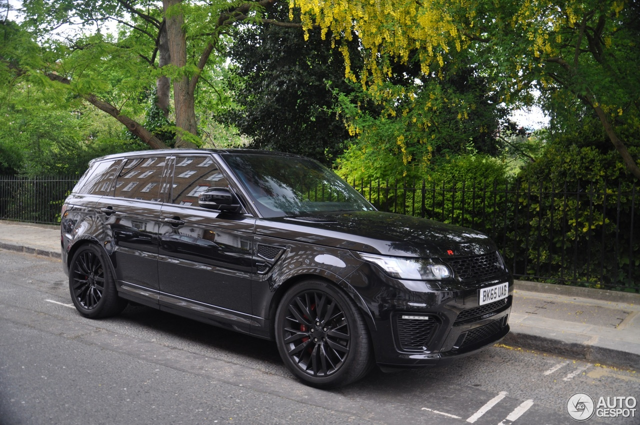 land rover range rover sport svr 12 may 2017 autogespot. Black Bedroom Furniture Sets. Home Design Ideas