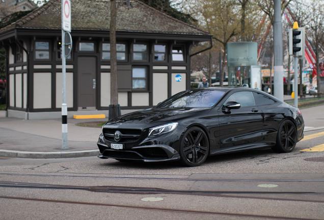 Mercedes-Benz Brabus S B63S-730 Coupe C217
