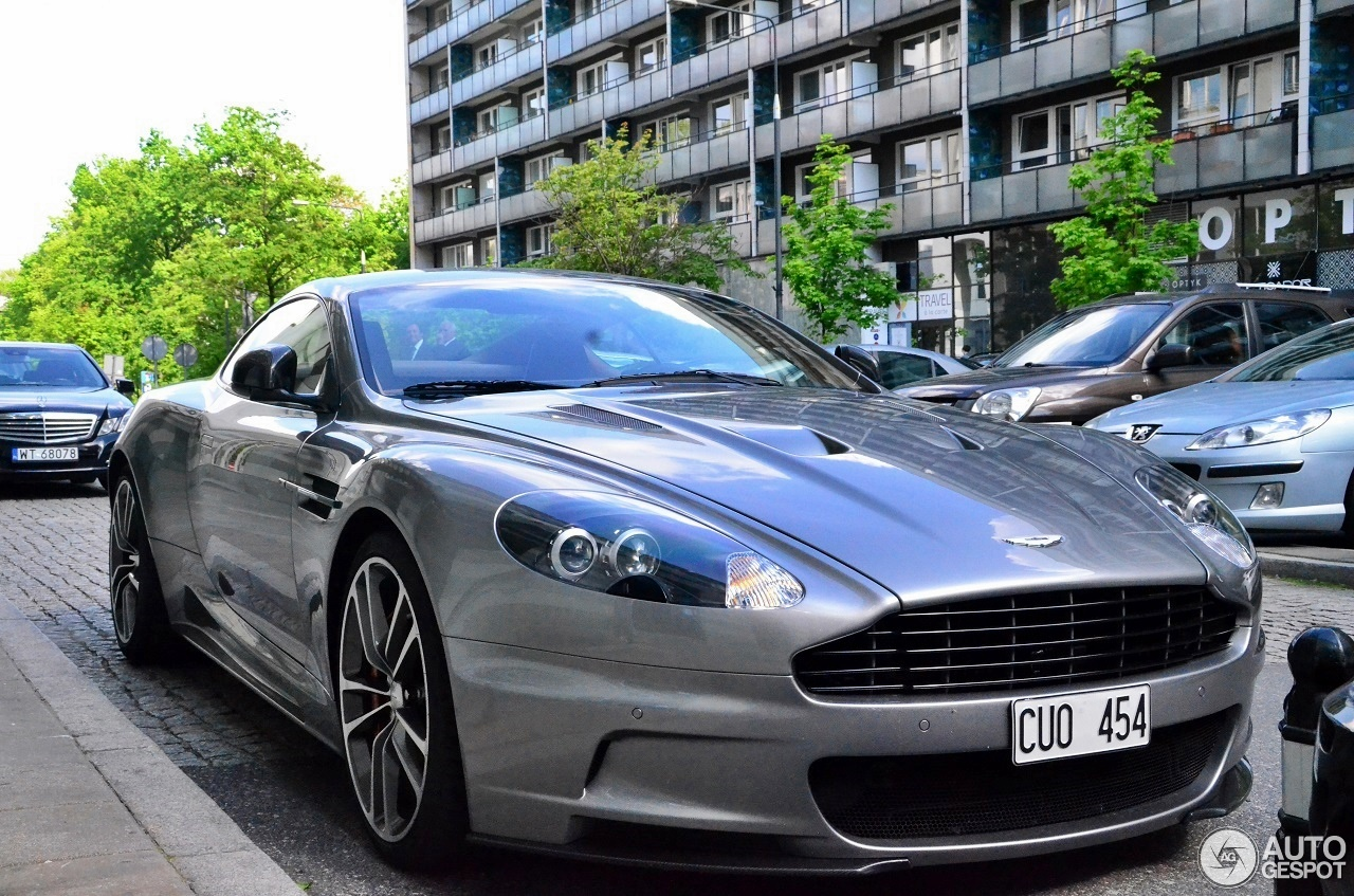 Aston Martin DBS - 13 May 2017 - Autogespot
