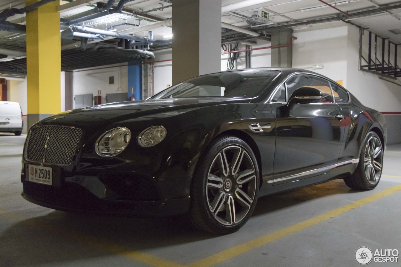 bentley continental gt v8 2016 13 may 2017 autogespot. Black Bedroom Furniture Sets. Home Design Ideas