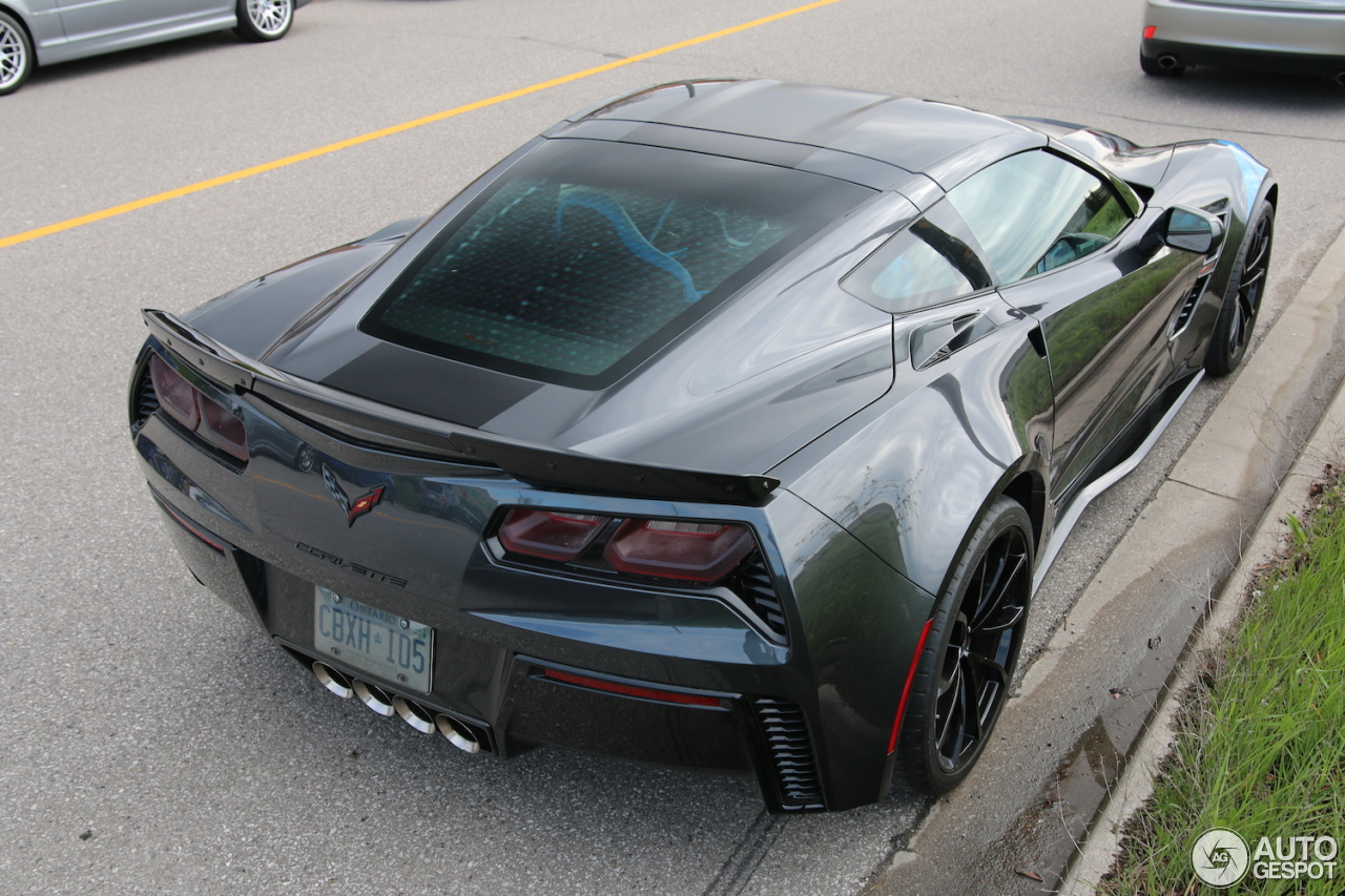 chevrolet corvette c7 grand sport z25 collectors edition 13 may 2017 autogespot. Black Bedroom Furniture Sets. Home Design Ideas