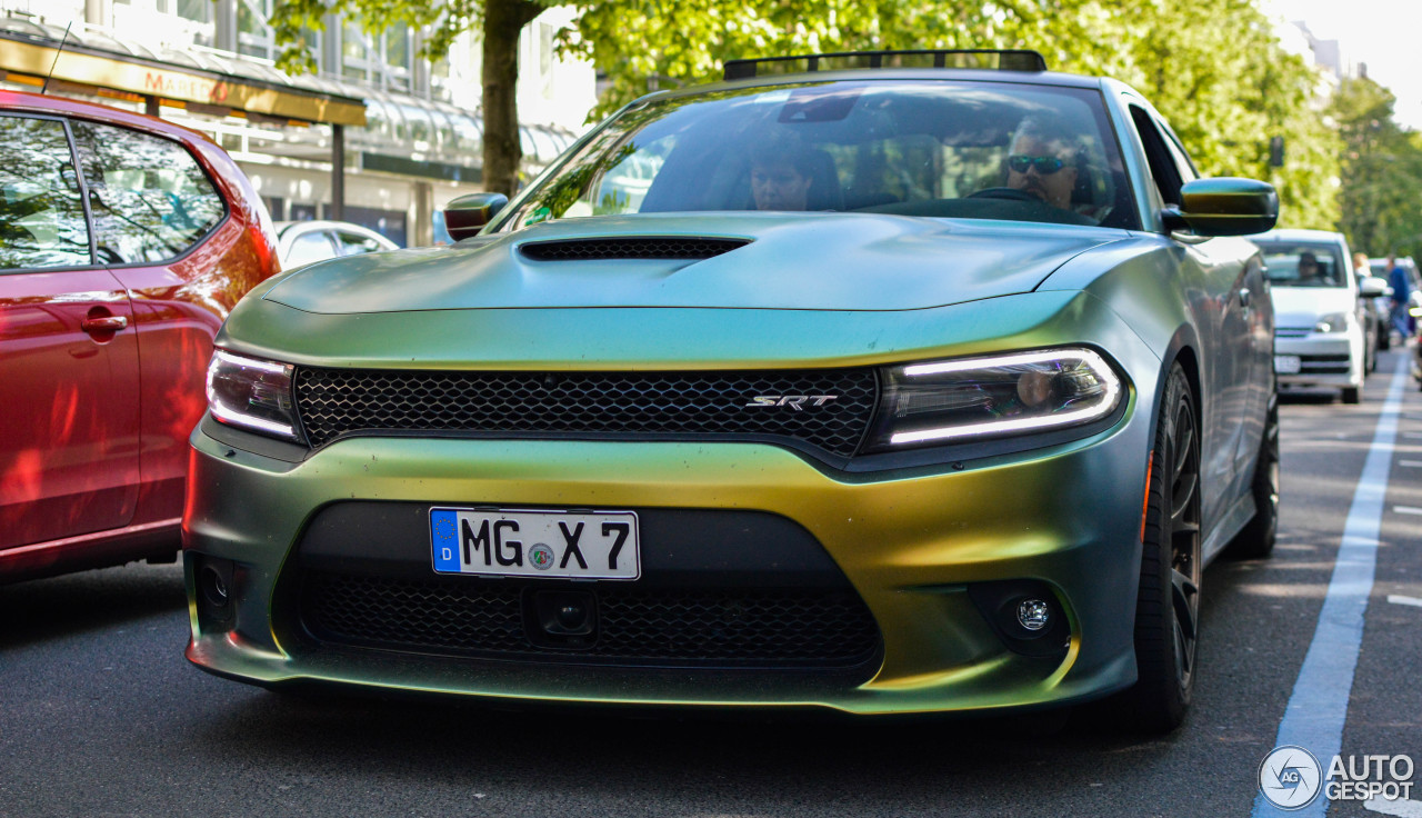 Dodge Charger Srt 392 2015 13 May 2017 Autogespot