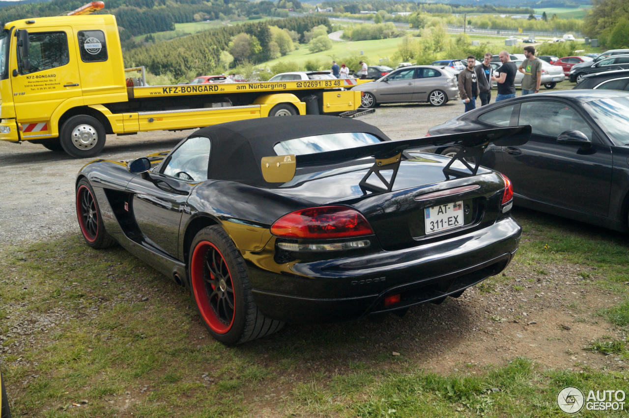Dodge Viper SRT-10 Roadster Black Mamba Edition - 13 May ...