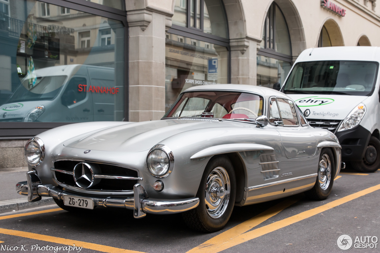 mercedes benz 300sl gullwing 13 may 2017 autogespot